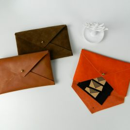 "Handytasche  ""Orange"""